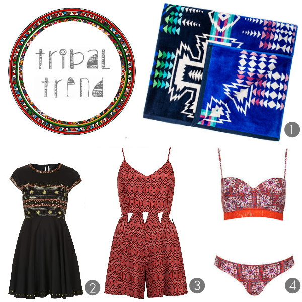 style tribal trend