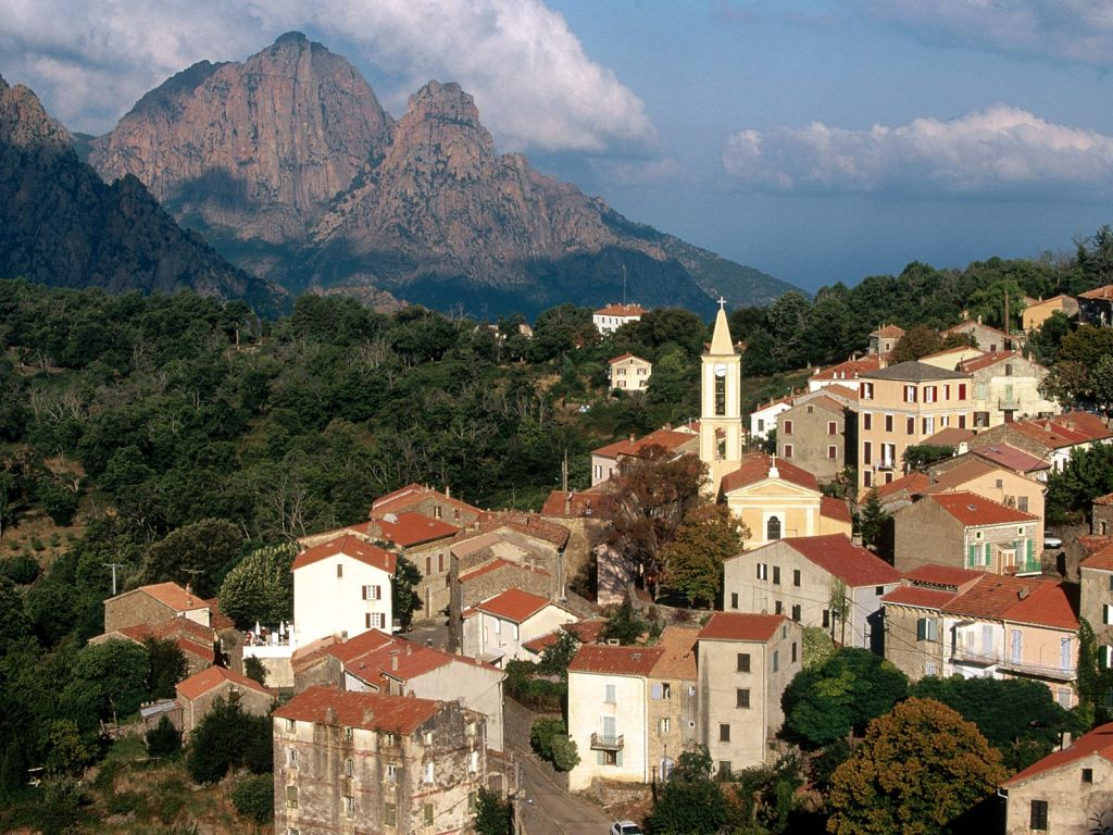 Corsica island france world travel destinations for Best vacation spots in france
