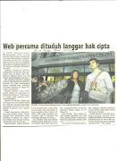 Ribuan informasi Tongkat Ali pada website, blog. KINI AWAS ANDA DI AWASI sealiran perundangan.