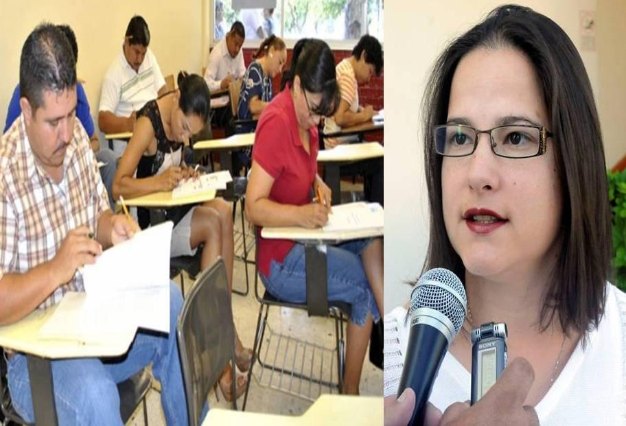 Mundillo politico participan m s de 2 500 docentes en for Concurso plazas docentes