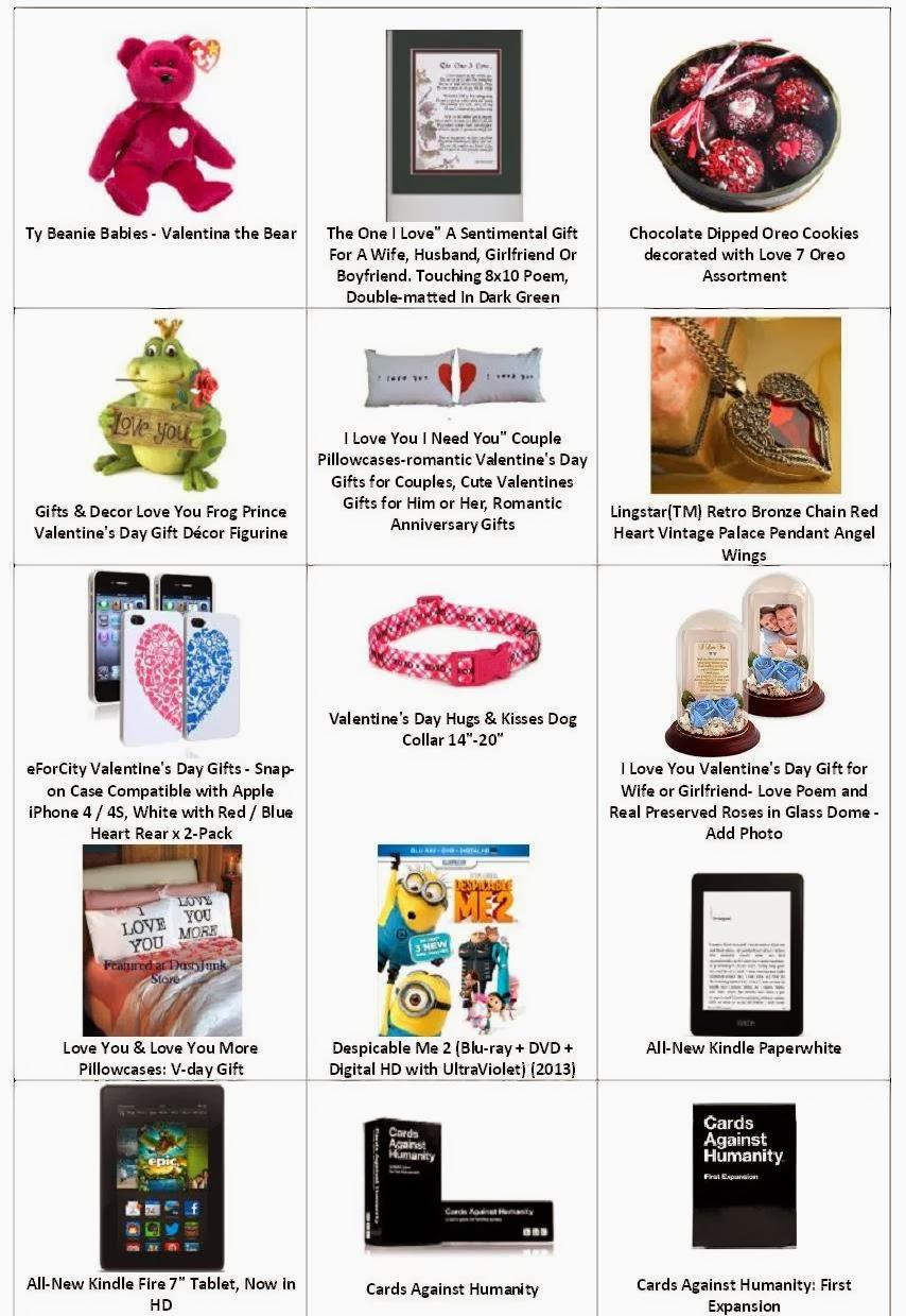 Find Best Valentines Day Gifts