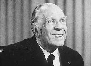 Kata Motivasi Hidup ( WAKTU ) oleh Jorge Luis Borges 24 August 1899 – 14 June 1986