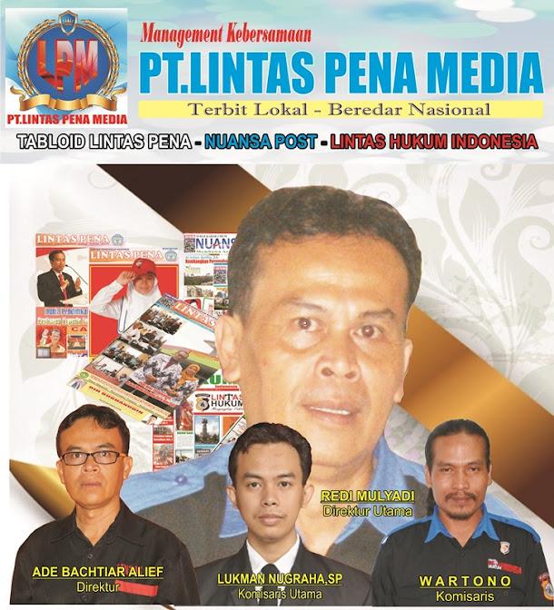 Direksi PT LINTAS PENA MEDIA