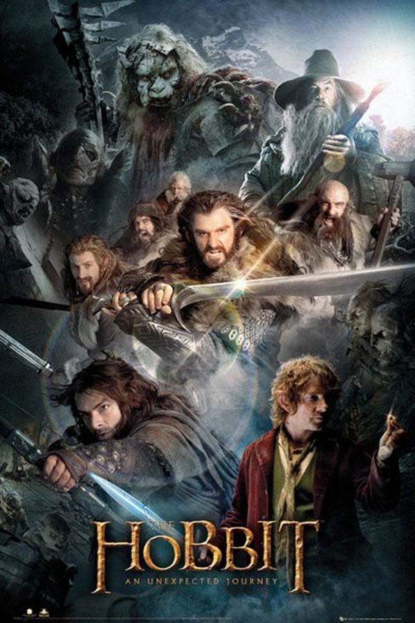 o%2BHobbit O Hobbit: A Desolação de Smaug (2013)