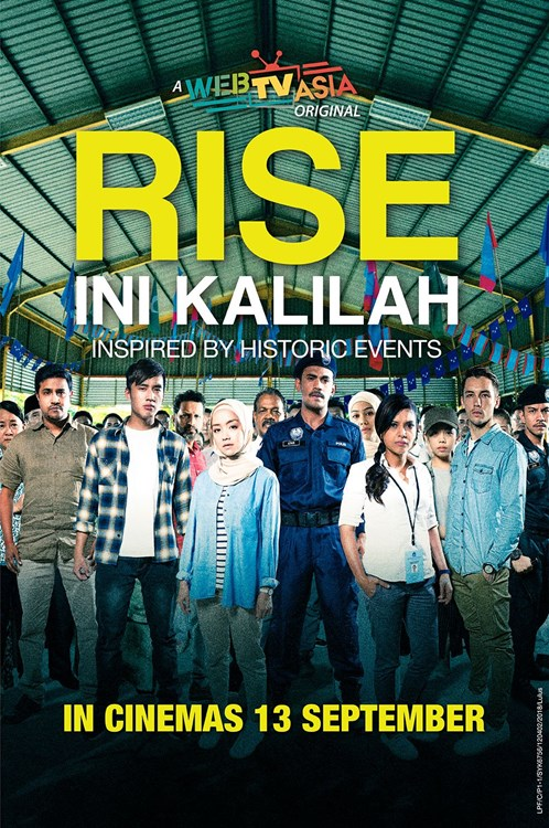 13 SEPTEMBER 2018 - RISE: INI KALILAH (ENG / MALAY/ TAMIL / CHINESE))