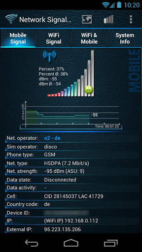 Network Signal Info Pro v1.72.2 Apk App