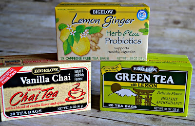 Bigelow Tea flavors
