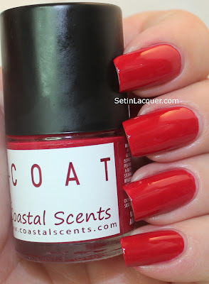 Coastal Scents Rosebud Polish