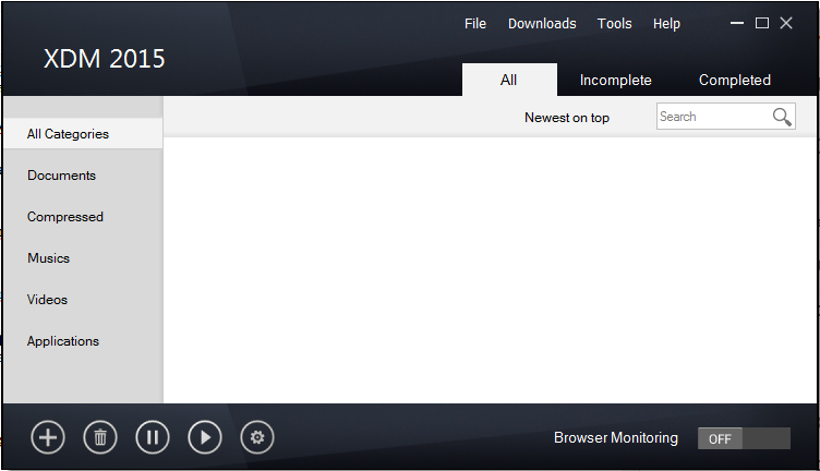 XDM download manager terbaik