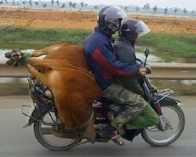 Tips Selamat Pulang Kampung pakai Sepeda Motor