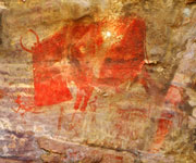 The Rock Shelters and Paintings of Bhimbetka