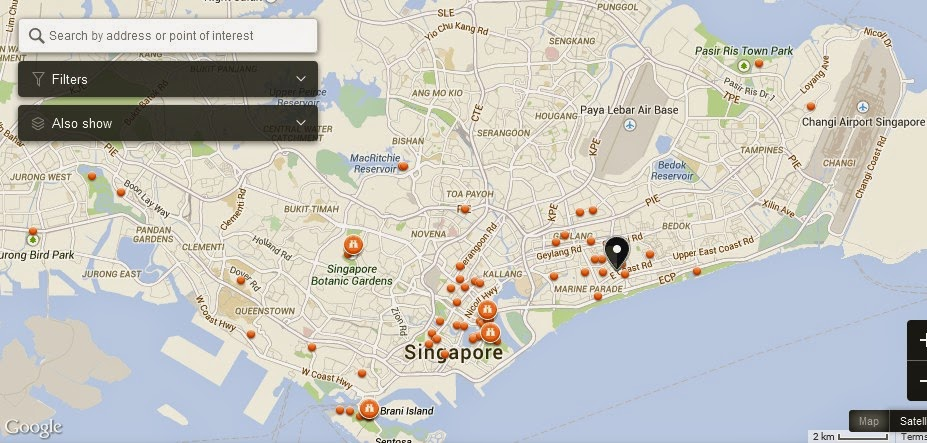 Katong Antique House Singapore Map,Map of Katong Antique House Singapore,Tourist Attractions in Singapore,Things to do in Singapore,Katong Antique House Singapore accommodation destinations attractions hotels map reviews photos pictures