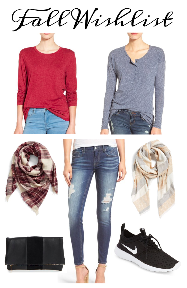 {Budget Friendly} Fall Wishlist