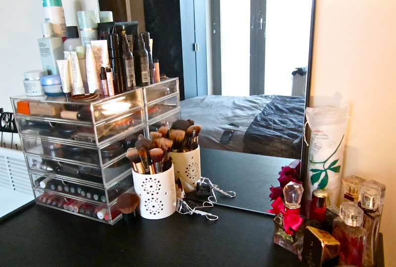 My Current Dressing Table/Set-up | Couture Girl