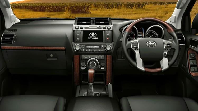 Todo Sobre Toyota Prado 2014   Todo Sobre Autos