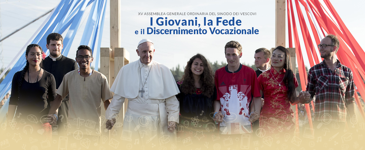 Sito Ufficiale Sinodo dei Giovani 2018