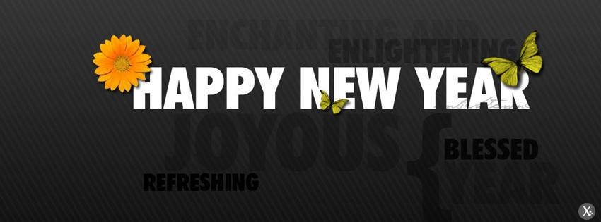 Ảnh bìa tết, chúc mừng năm mới 2016 - Cover Happy new year