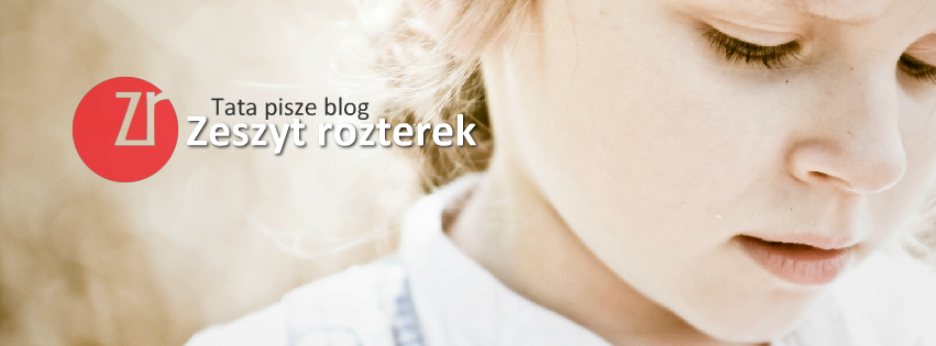 Zeszyt rozterek - Tata pisze blog