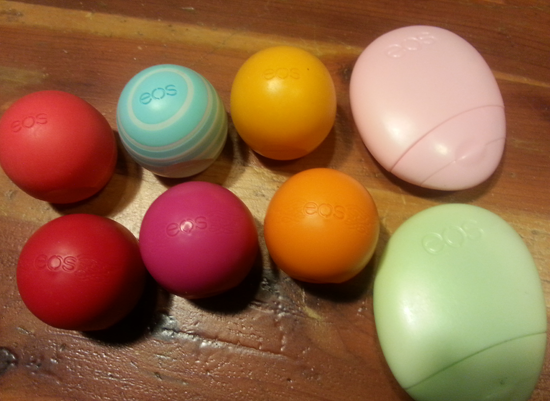 12 Days of Giving EOS Versus the BrandNew Softlips Cube