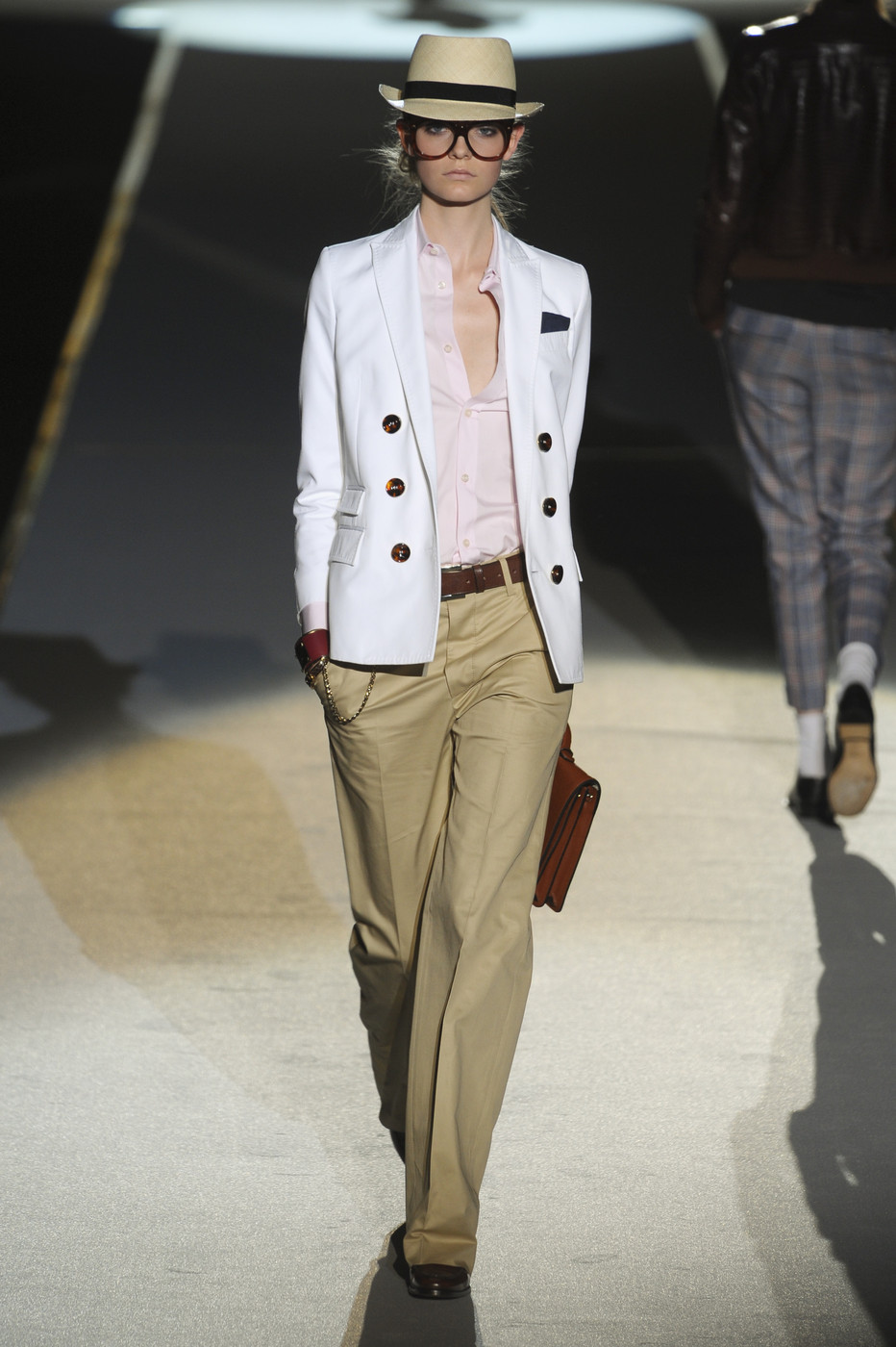 via fashioned by love | DSquared2 Spring/Summer 2011
