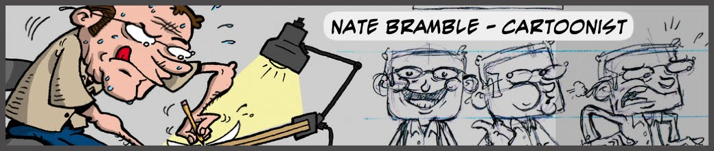 Nate Bramble - Cartoonist
