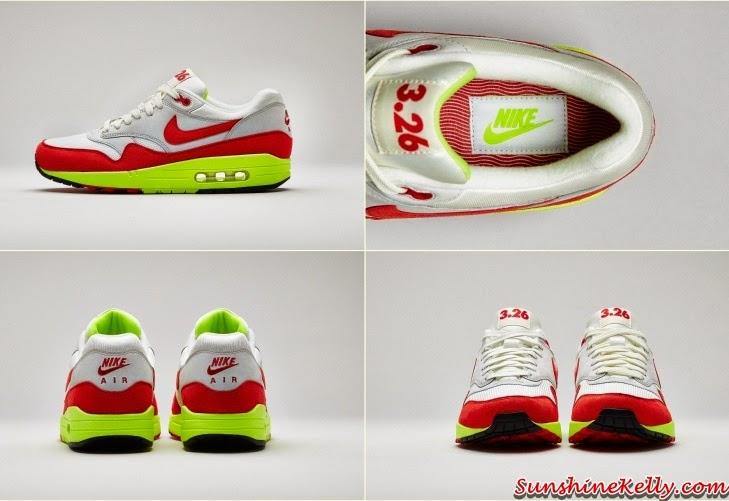 Nike, Nike Air Max 1, Air Max 1 Air Max Day, running shoes, running