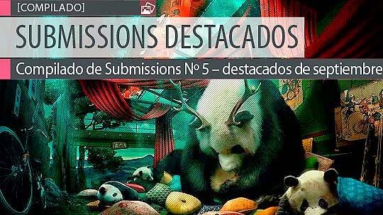 Compilado de Submissions Nº 5 – destacados de septiembre