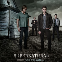 supernatural season 9 poster