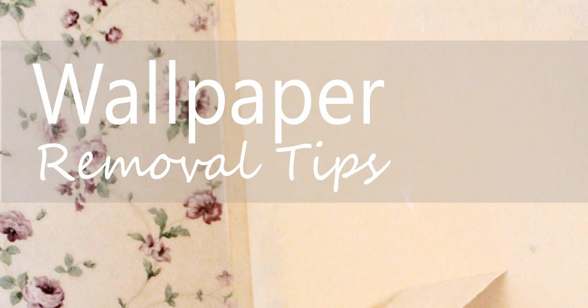 Wallpaper wallpaper on the wall home made by carmona for Home wallpaper removal tips
