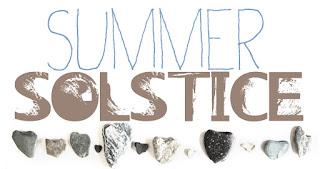 Summer solstice journaling ritual