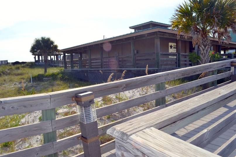 Panama City Beach Public Access With Parking