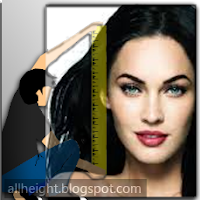 What is the height of Megan Fox?