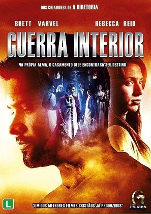 Filme Poster Guerra Interior BDRip XviD Dual Audio & RMVB Dublado