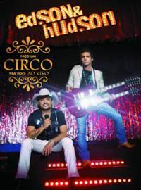 Edson & Hudson Faço Um Circo Pra Você Ao Vivo Rmvb + Avi DVDRip