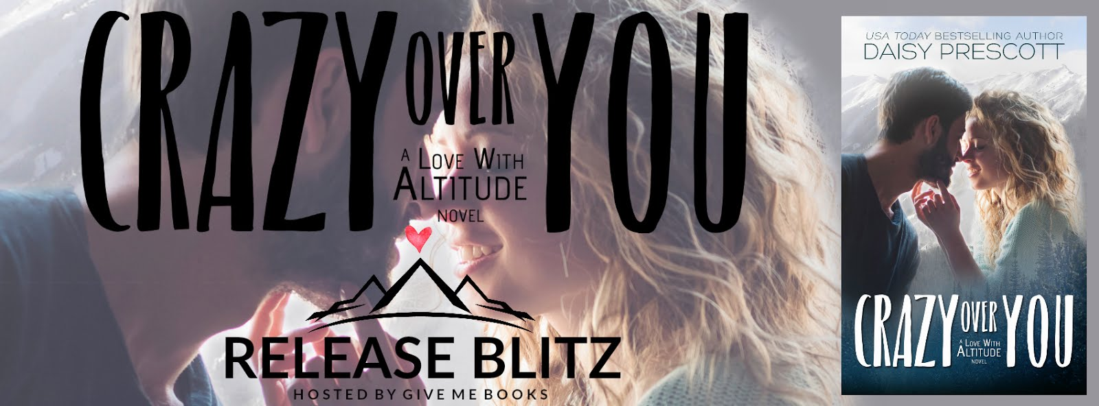 Crazy Over You Release Blitz