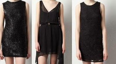 vestidos de Pull and Bear