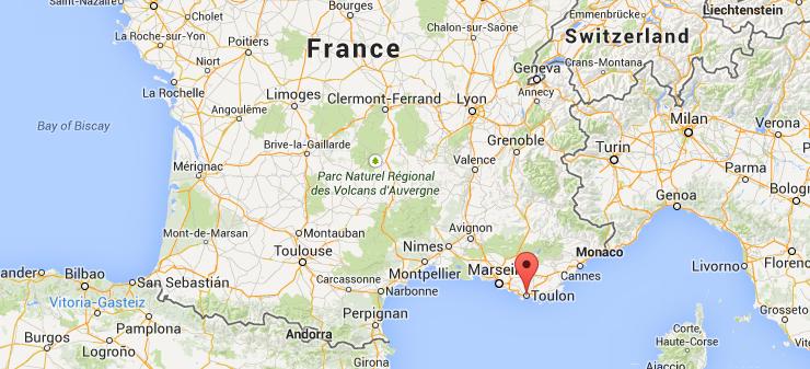 Genial Misanthrope Toulon and Palamos