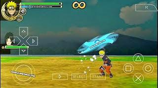 Naruto Shippuden Ultimate Ninja Impact ISO PPSSPP screenshot