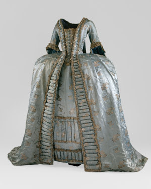 18th century Costume - Robe a la Francias - Made to measure costumes