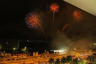 Rio de Janeiro passará a oferecer três grandes espetáculos de fogos na virada do ano