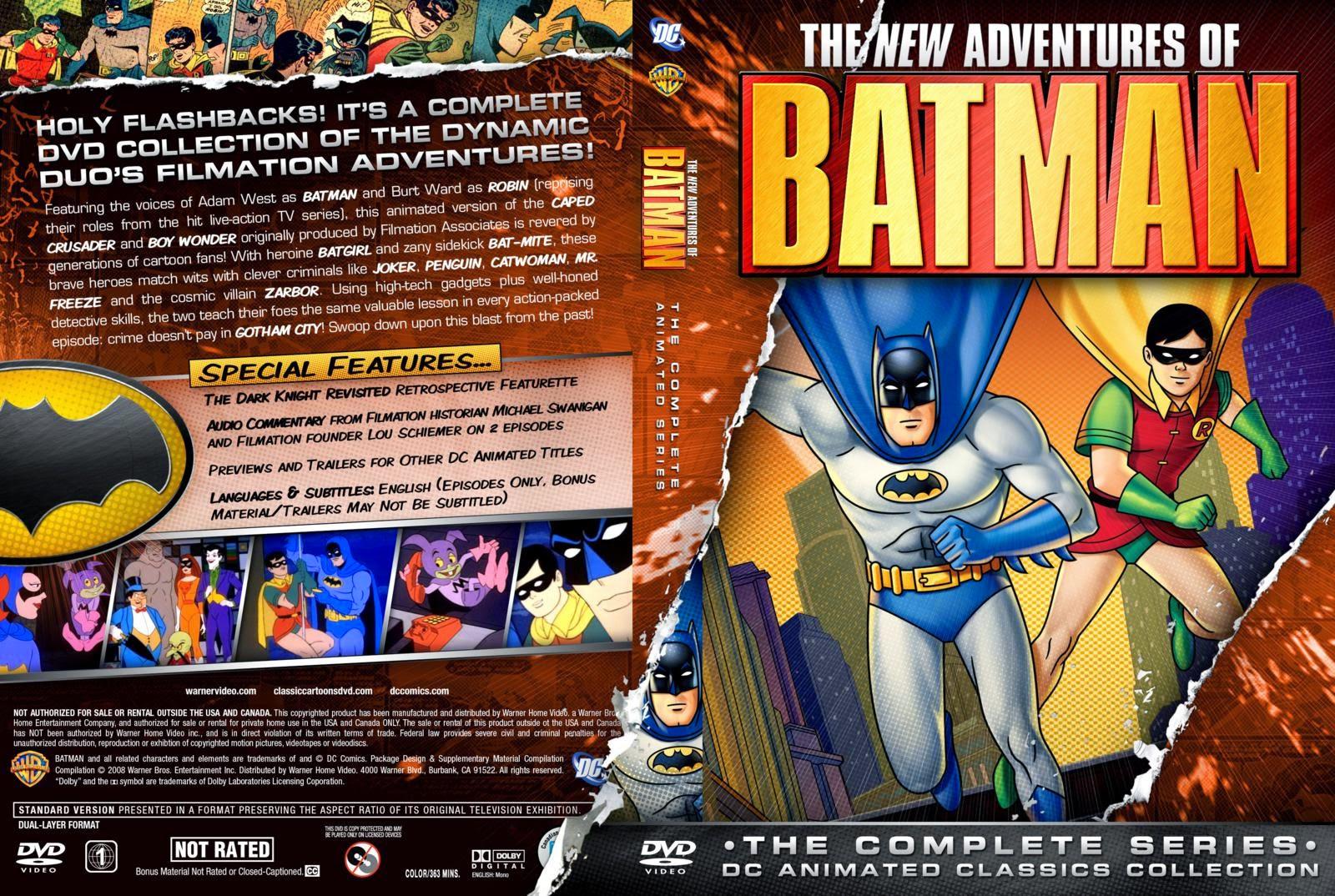 Nuevas Aventuras de Batman 1977