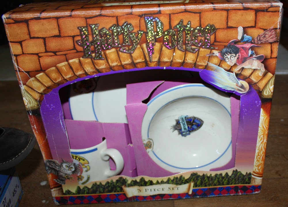 Harry Potter Johnson Bros. Dinner Set