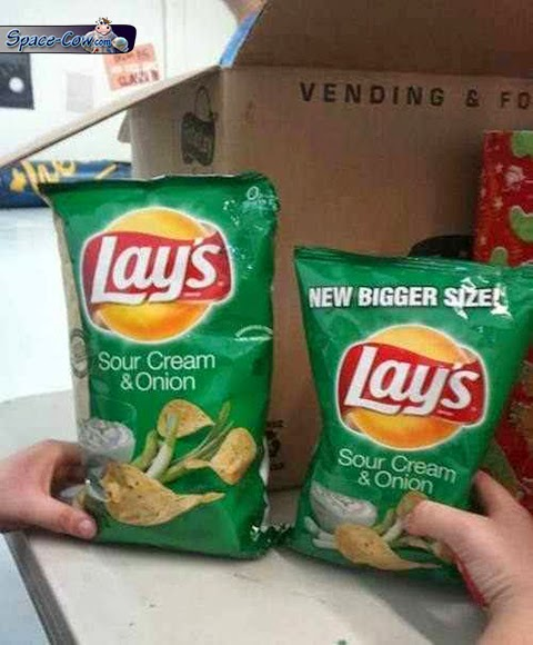 funny things Lays picture