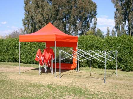 Gazebo plegable carrefour fabulous amplia sombrilla with for Carpas jardin carrefour