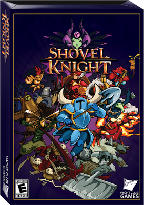 Shovel Knight [PC GAME]   [ISO] (Descargar Gratis)