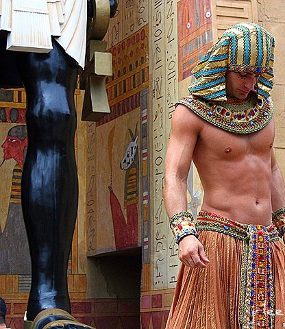 @ Ancient Egypt