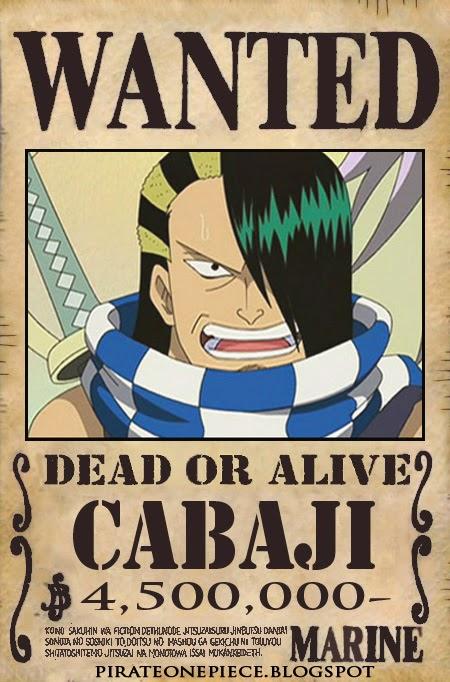 http://pirateonepiece.blogspot.com/2010/02/wanted-cabaji-kabaji.html