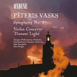 "Peteris Vasks Violin Concerto ""Distant Light"""