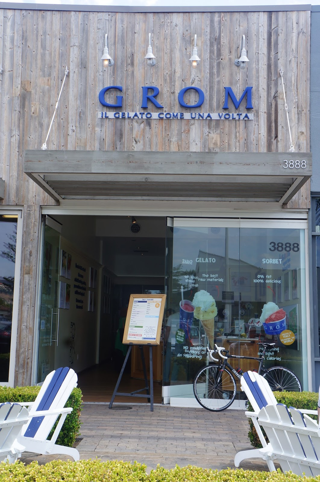 The Food Seeker GROM GELATERIA MALIBU CA