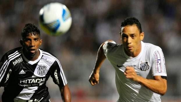 Santos é engolido pela Ponte e perde invencibilidade na temporada